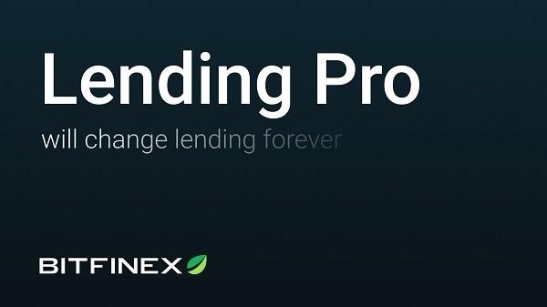 CriptoNews bitfinex Bitfinex, ecco Lending Pro